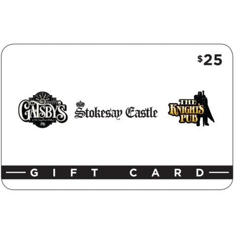 Stokesay Castle Gift Card - 2/$25