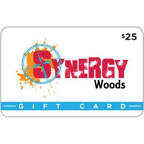 Synergy Woods (OH) $50 Value Gift Cards - 2 x $25