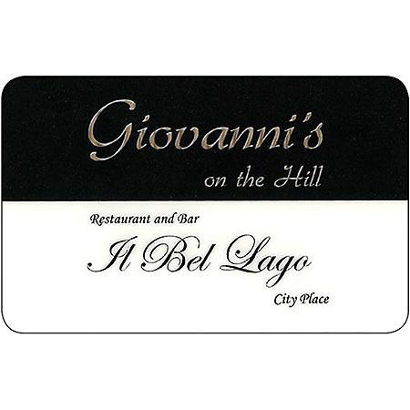 EV GIOVANNI'S $100 MP 2 X $50