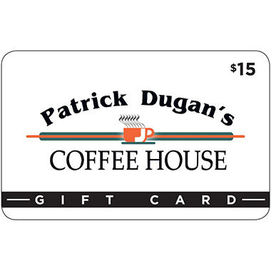 Patrick Dugan's Coffee House - 2 x $15 for $23.98