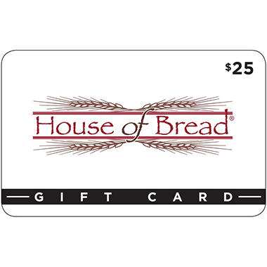 House of Bread, Victoria $50 Gift Card, 2 x $25
