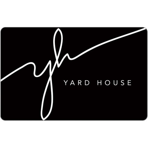 Yard House eGift Card - Various Amounts (Email Delivery)