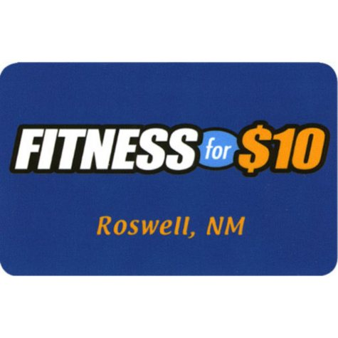 Fitness for $10- Roswell, 6-Month Membership for $48
