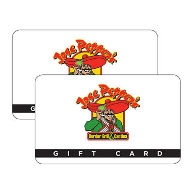 Jose Pepper's Marketplace $50 Value Gift Cards - 2 x $25