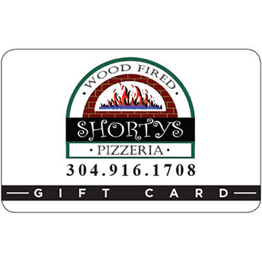 Shorty's Pizza Gift Card - 2 X $25