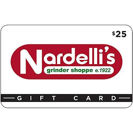 Nardelli's Grinder Shoppe - 2 x $25