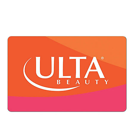 Ulta Cosmetics $50 eGift Card (Email Delivery)