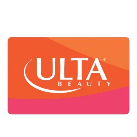 Ulta Cosmetics $50 eGift Card (Email Delivery)