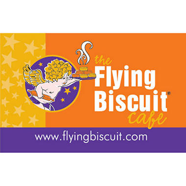 The Flying Biscuit $50 Multi-Pack - 2/$25 for $39.98
