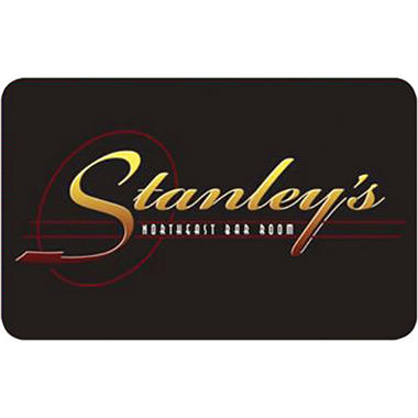 Stanley's Northeast Bar Room Gift Card - 2/$50