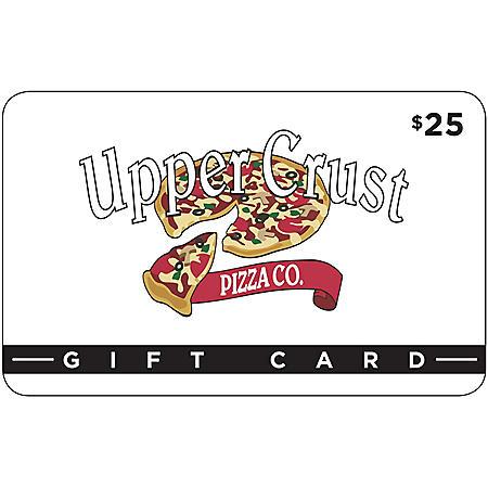 Upper Crust Pizza Co. - 2/$25
