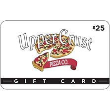 Upper Crust Pizza Co. - 2/$25