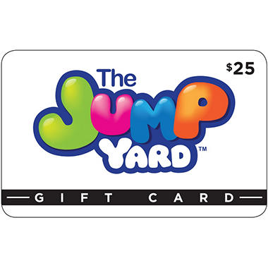 The Jump Yard (OH) $50 Value Gift Cards - 2 x $25