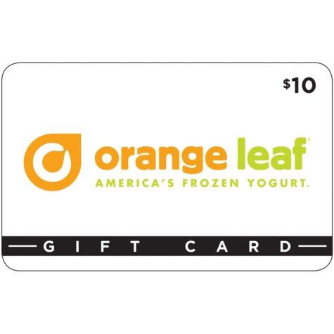 Orange Leaf Yogurt - i5 x $10 for $40 (Springfield, MO)