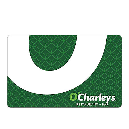 O'Charley's eGift Card (Email Delivery)