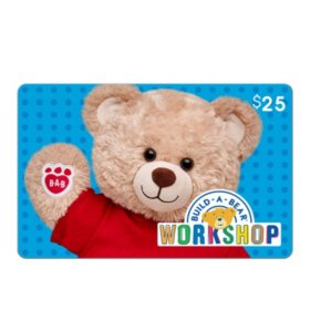Build-A-Bear Workshop eGift Card - (Email Delivery)