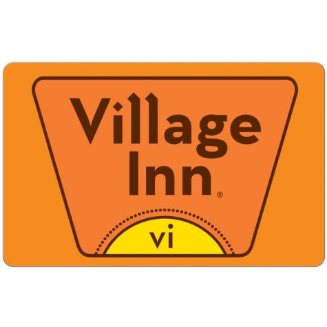 Village Inn  e-Gift Card - (Email Delivery)