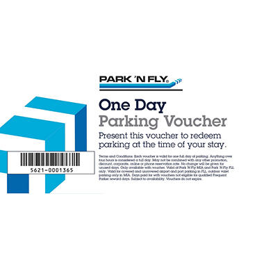 Park 'N Fly Ft. Lauderdale/Miami - 5 days of airport parking for $35