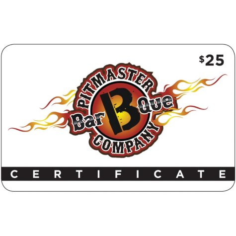 Pitmaster BarBQue Company - 2 x $25 for $40