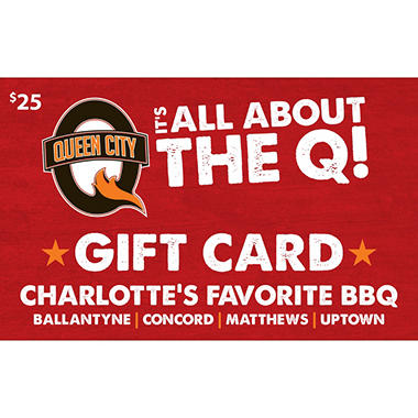 Queen City Q - 2 x $25 for $40