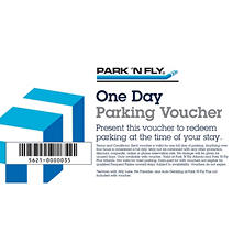 Park 'N Fly Dallas - 5 days of airport parking for $35