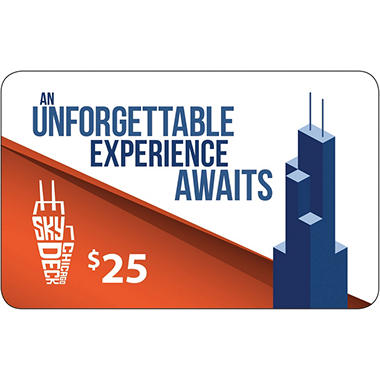 Skydeck Chicago - 2 x $25 for $33