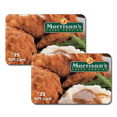 Morrisons Cafeteria Piccadilly Restaurants 2 X 25 For 40