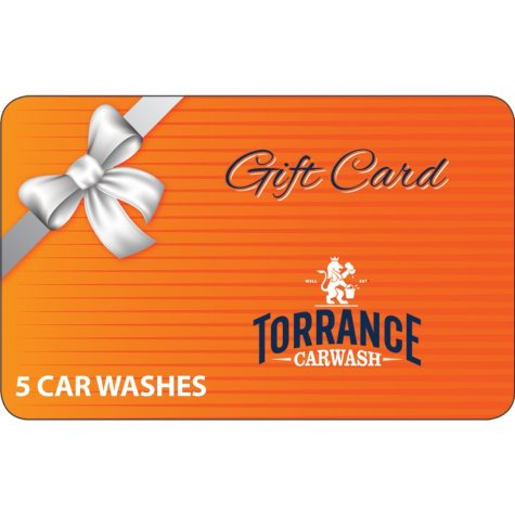 Torrance Carwash - 5 Car Washes for $25