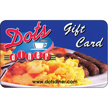 Dots Diner 2 x $25 for $40