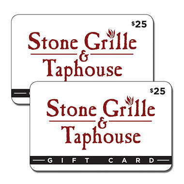 Stone Grille and Taphouse - 2 x $25 for $40