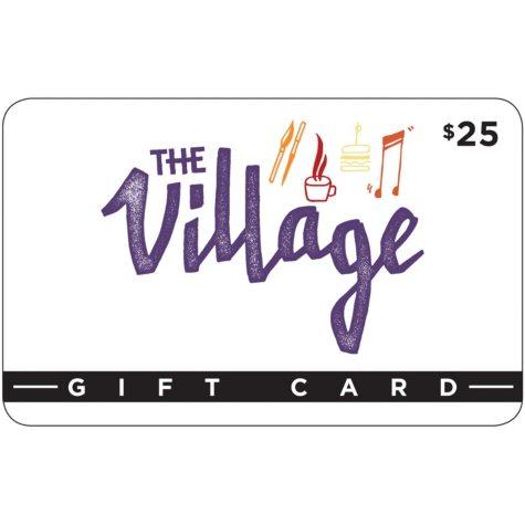 Village Cafe - 2 x $25 for $40