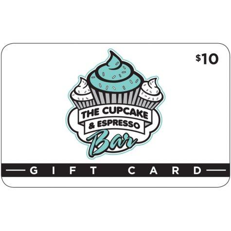 Cupcake & Espresso Bar 3 x $10 for $24