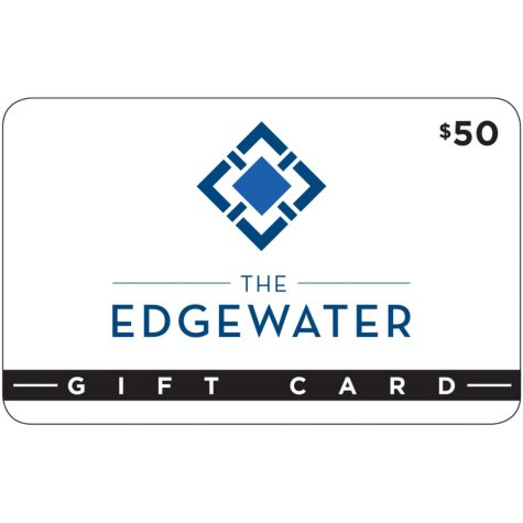 The Edgewater - Hotel, Spa, Restaurants - 2 x $50