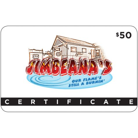 Jimbeana's 2 x $25 for $40