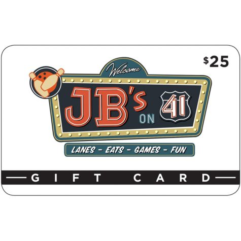 JB's on 41 - 2 x $25 for $40