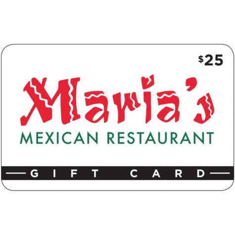 Maria's Mexican Restaurant - 2 x $25 for $40