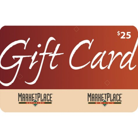 MarketPlace Grill - 2 x $25