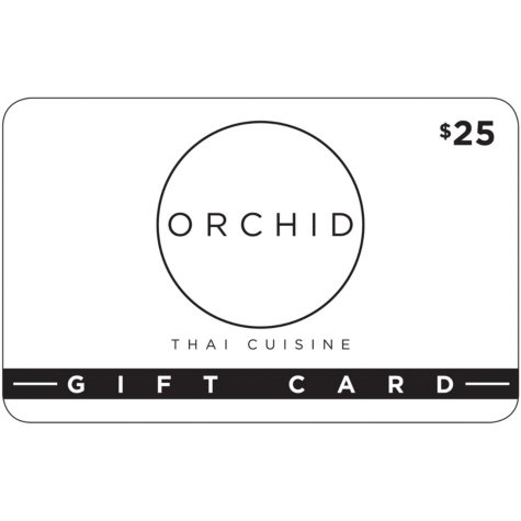 Orchid Thai Cuisine - 2 x $25 for $40