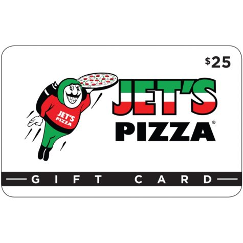 Jet's Pizza - 2 x $25 for $40