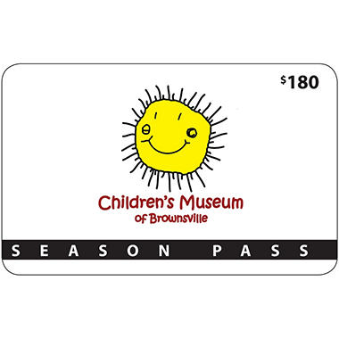 Children's Museum of Brownsville - $180 Family Membership for $126