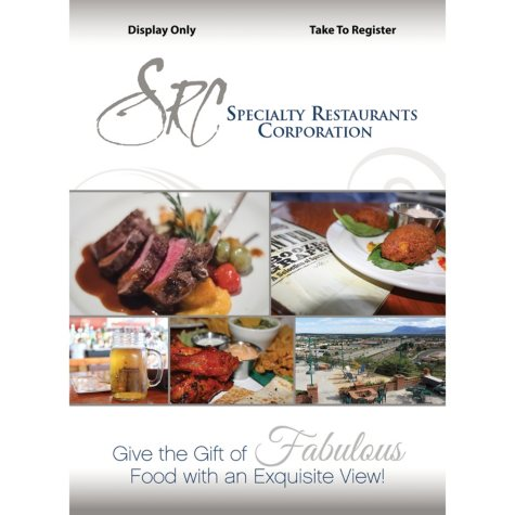 Specialty Restaurants Corp - 2 x $50 for $80