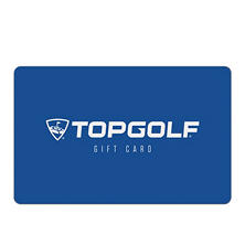 Top Golf - $50 Value