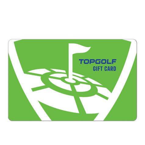 Top Golf $50 Gift Card