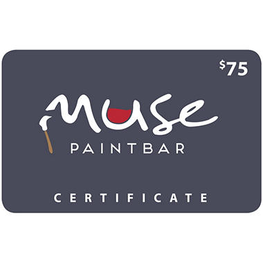 Muse Paintbar - $75