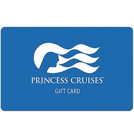 Princess Cruises $100 eGift Card Plus $25 Ticket Rewards Bonus (Email Delivery)