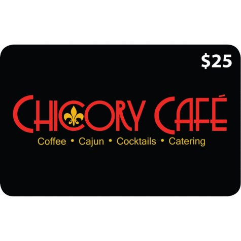 Chicory Café - 2 x $25