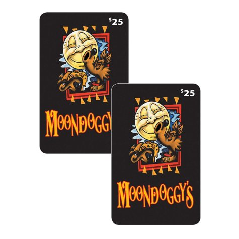 Moondoggy's Pizza and Pub - 2 x $25