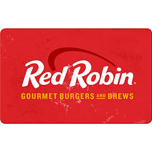 Red Robin- $100 Value