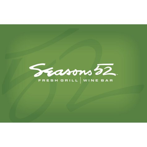 Season's 52 eGift Card (Email Delivery) - Various Amounts