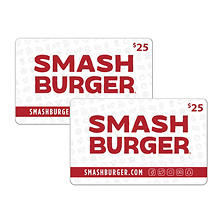 Smashburger - $50 Value